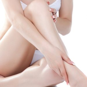 Hair removal treatment at Estetica Beauty