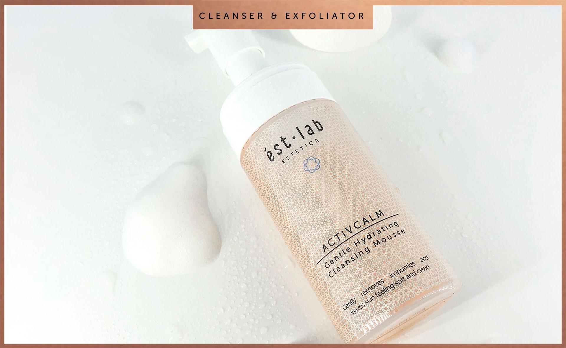Cleanser & Exfoliator